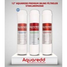 Aquaredd Inline Ön 3'lü Set