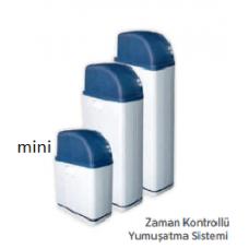 Mini Kabinetli Zaman Kontrollü 8L Yumuşatma Sistemi